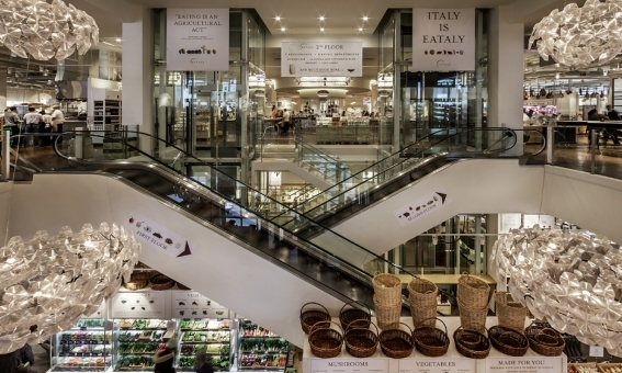SWIRL KITCHEN: EATALY, CHICAGO via Swirl Nation Blog