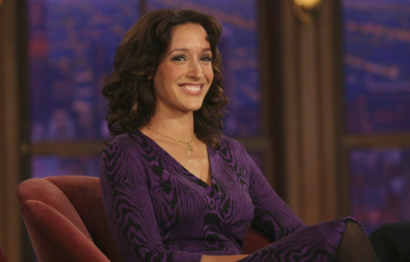 Jennifer Beals. The actress was born to a black father and a white mother.