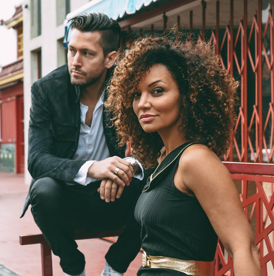 MEET SILVERLAKE-BASED INDIE SONGWRITER DUO, PUBLIC ART via Swirl Nation Blog
