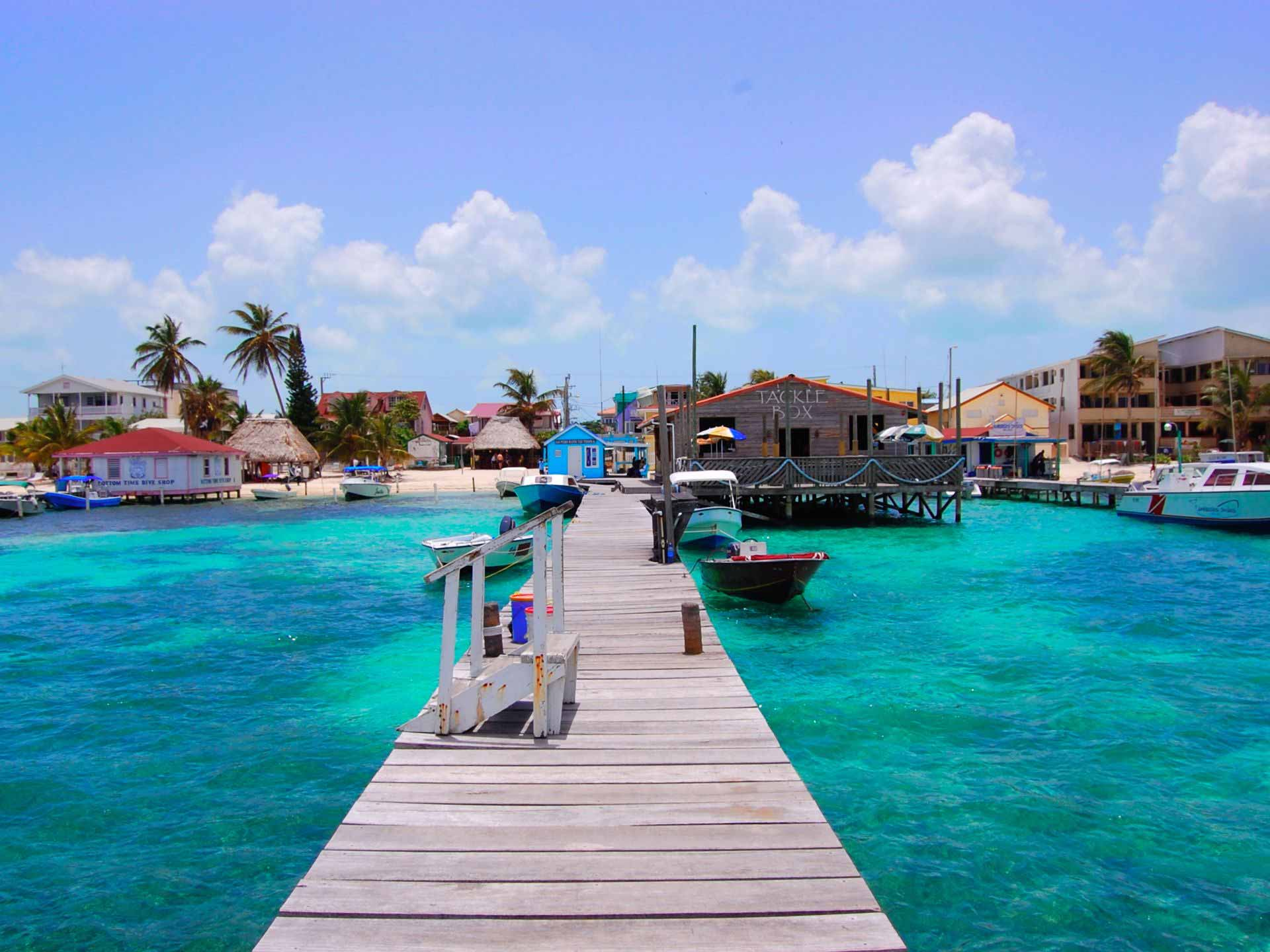 CAYE CAULKER BELIZE VACATION via Swirl Nation Blog