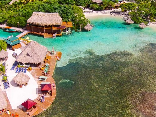 LITTLE FRENCH KEY, ROATAN HONDURAS VACATION via Swirl Nation Blog