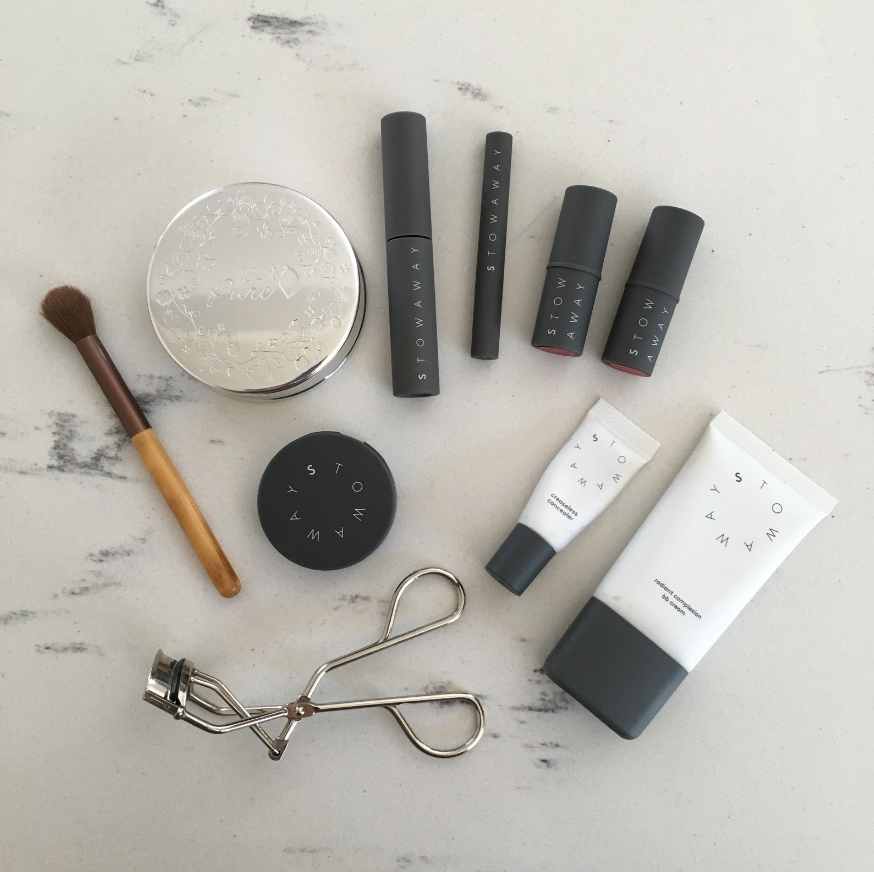 STOWAWAY COSMETICS - HAPA TESTED via Swirl Nation Blog