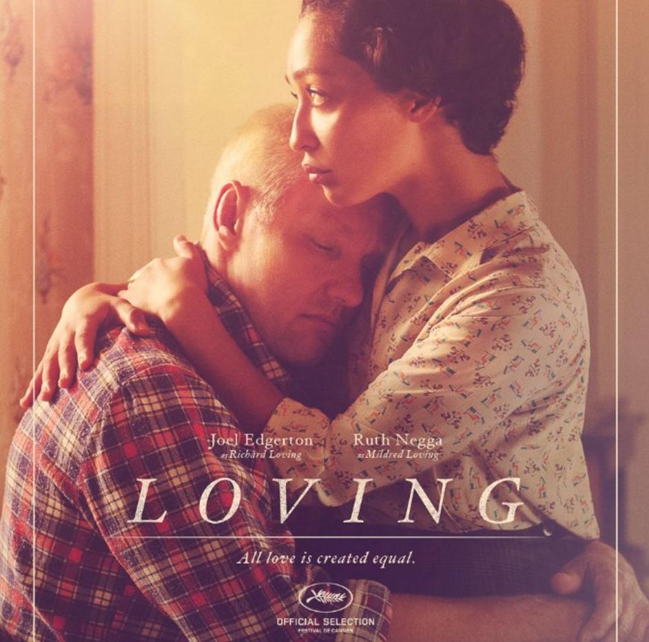 OFFICIAL TRAILER FOR 'LOVING' via Swirl Nation Blog