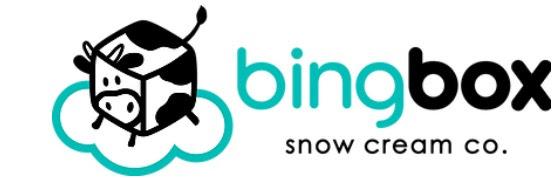 SWIRL KITCHEN: BING BOX SNOW CREAM, EAST VILLAGE via Swirl Nation Blog