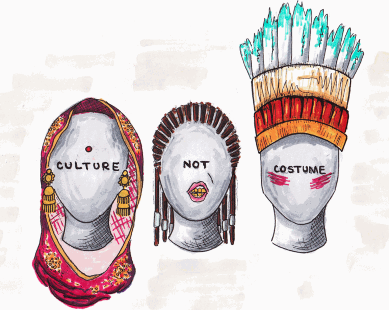 VIDEO REVIEW: MTV DECODED'S 7 MYTHS ABOUT CULTURAL APPROPRIATION DEBUNKED via Swirl Nation Blog