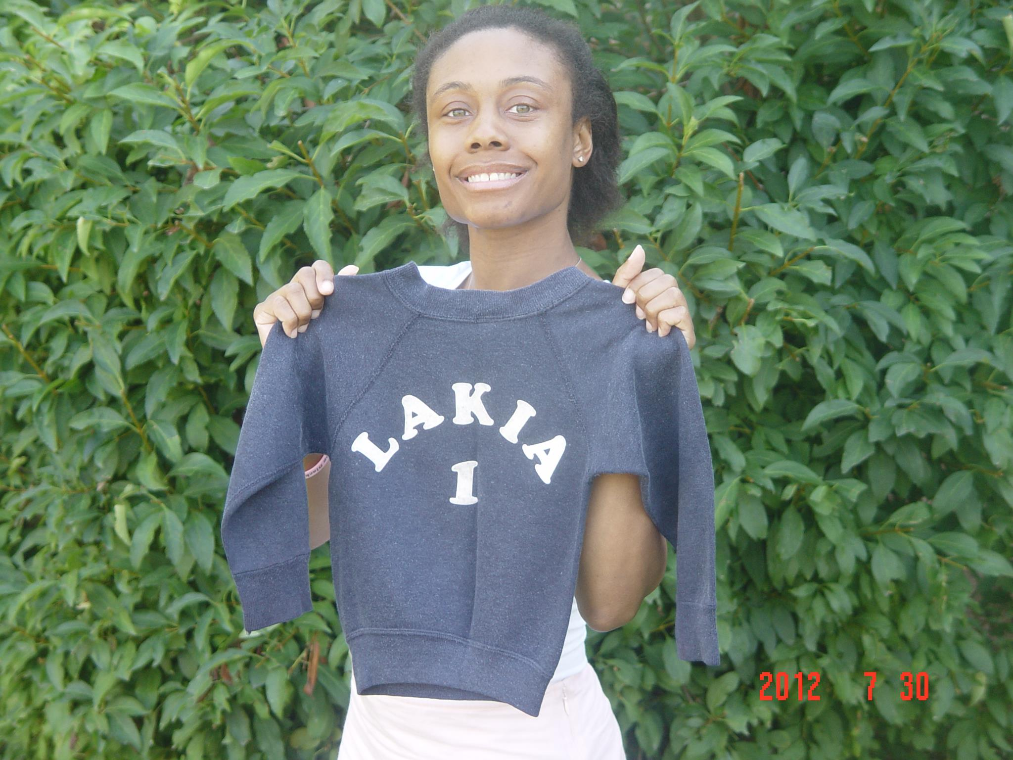 FEATURED MULTIRACIAL INDIVIDUAL: MEET LAKIA LIGHTNER via Swirl Nation Blog