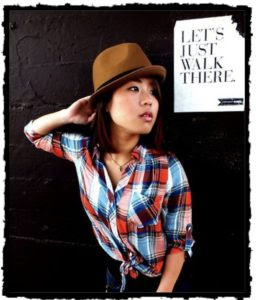 YUKO KUDO - I AM ME via Swirl Nation Blog