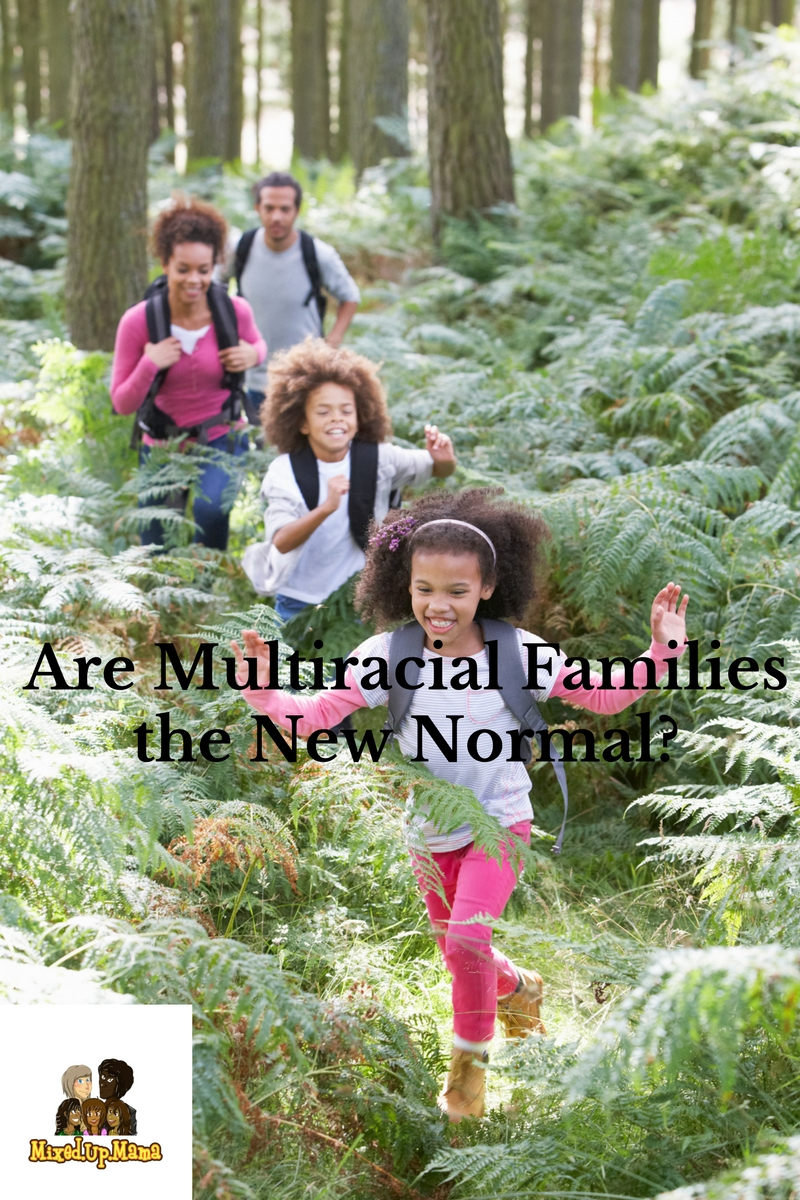Are Multiracial Families the New 'Normal'? via Swirl Nation Blog