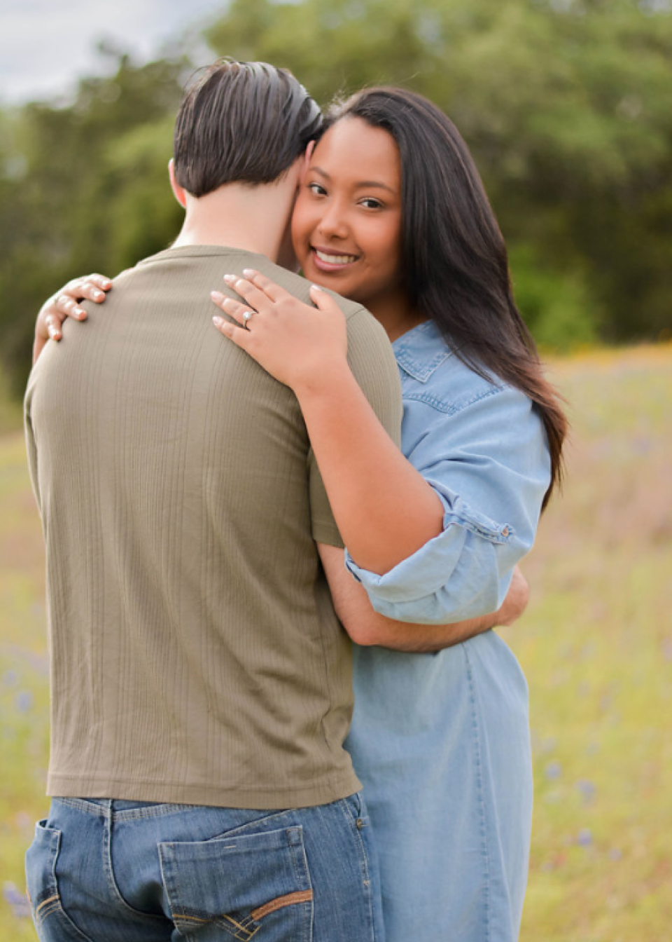 FEATURED MULTIRACIAL COUPLE: MEET KELSEY AND PAUL BLASI via Swirl Nation Blog