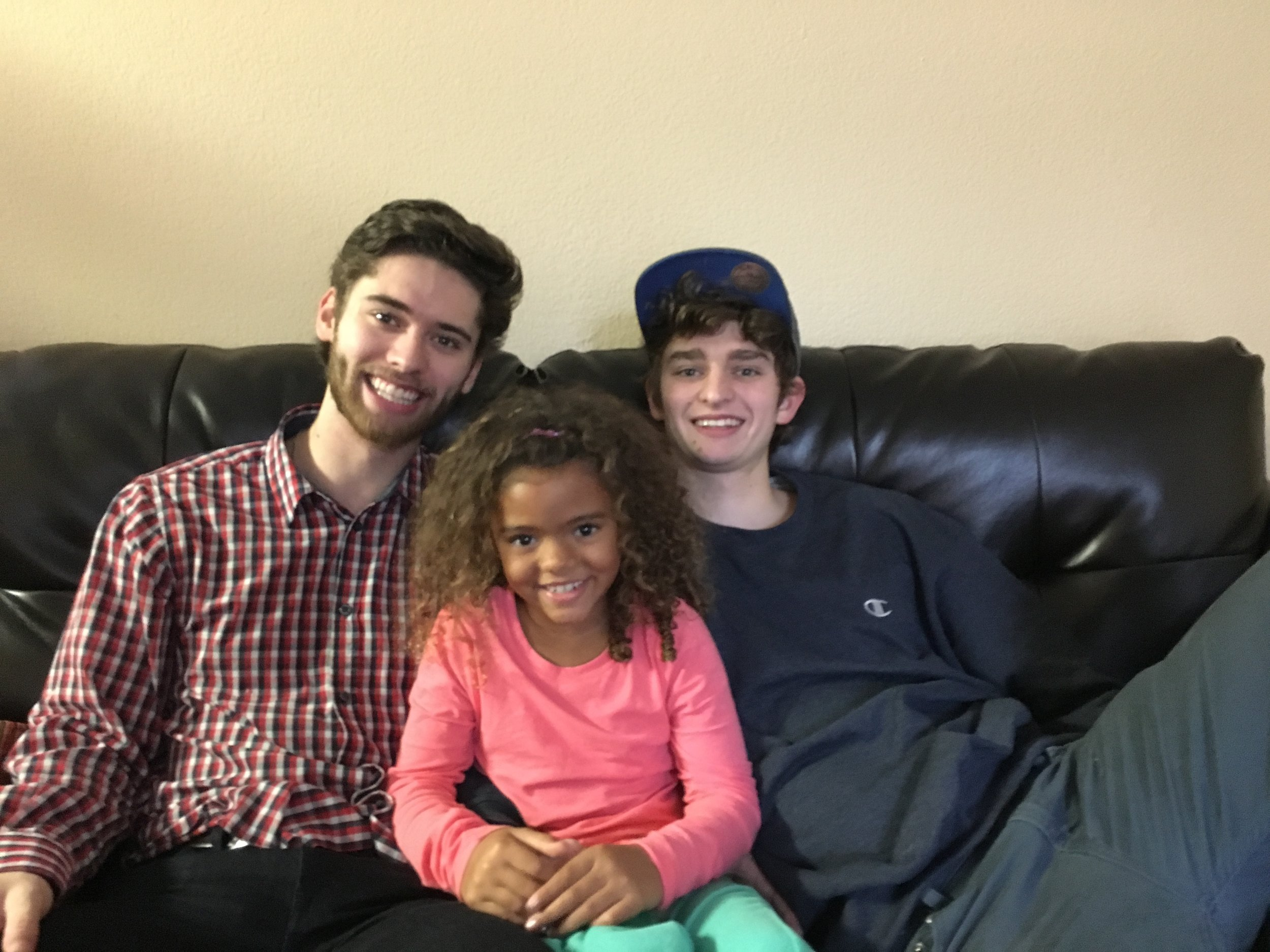 FEATURED MULTIRACIAL FAMILY: MEET THE KELLY FAMILY via Swirl Nation Blog