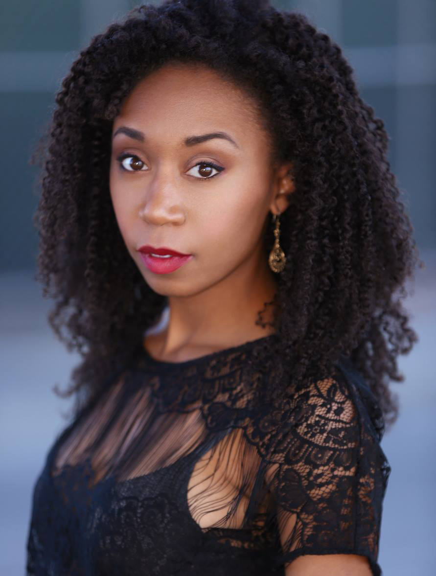 PODCAST WITH AFRO-LATINA ACTRESS CHANEL BOSH via Swirl Nation Blog