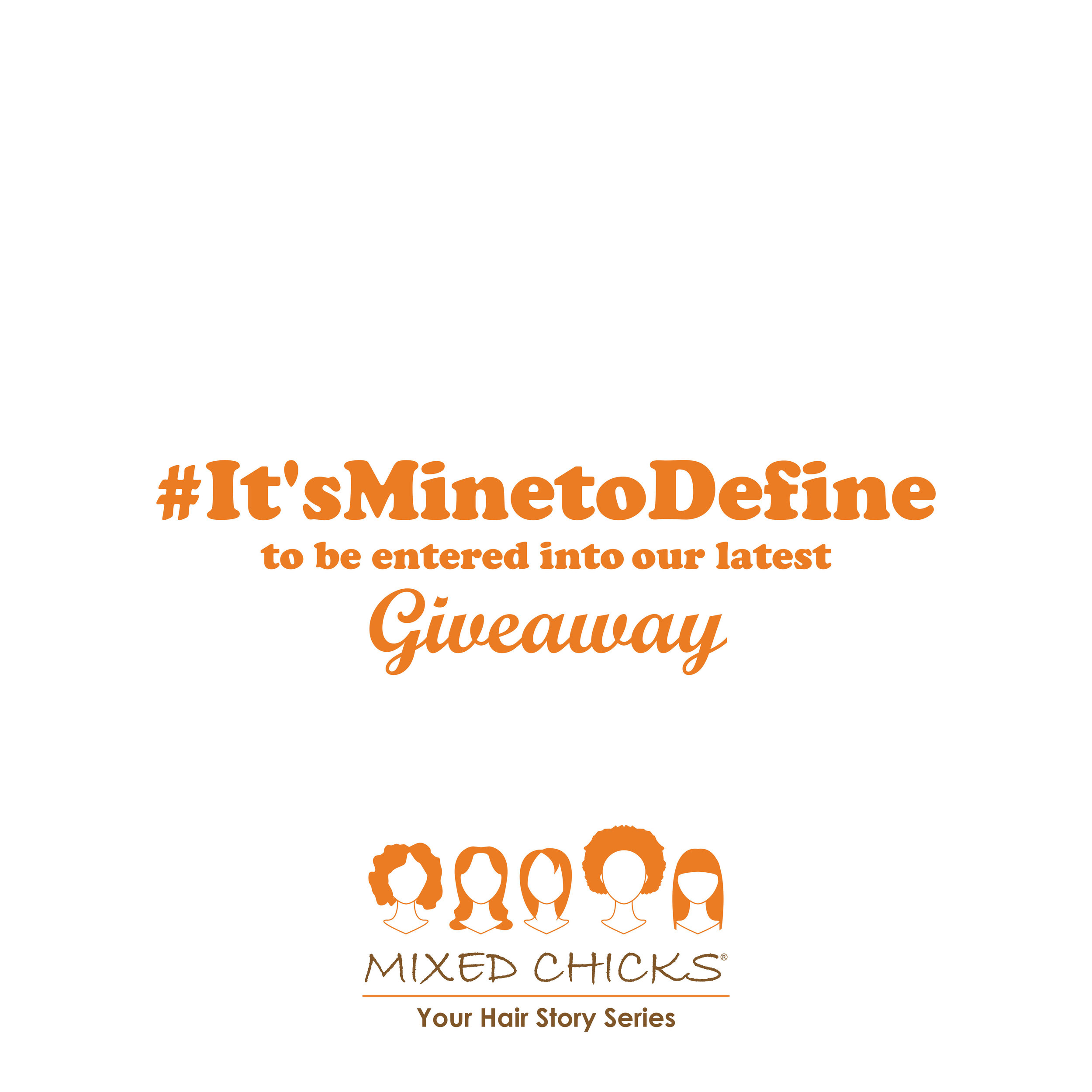 #ItsMineToDefine Giveaway via Swirl Nation Blog