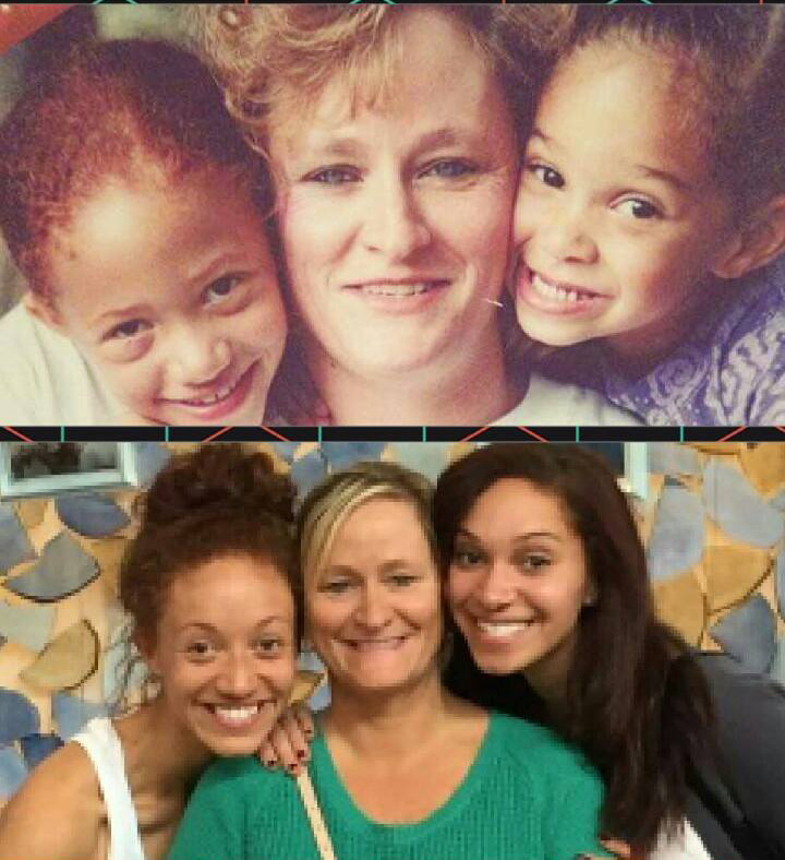 FEATURED MULTIRACIAL INDIVIDUAL: MEET PAIGE RENE ROGERS via Swirl Nation Blog