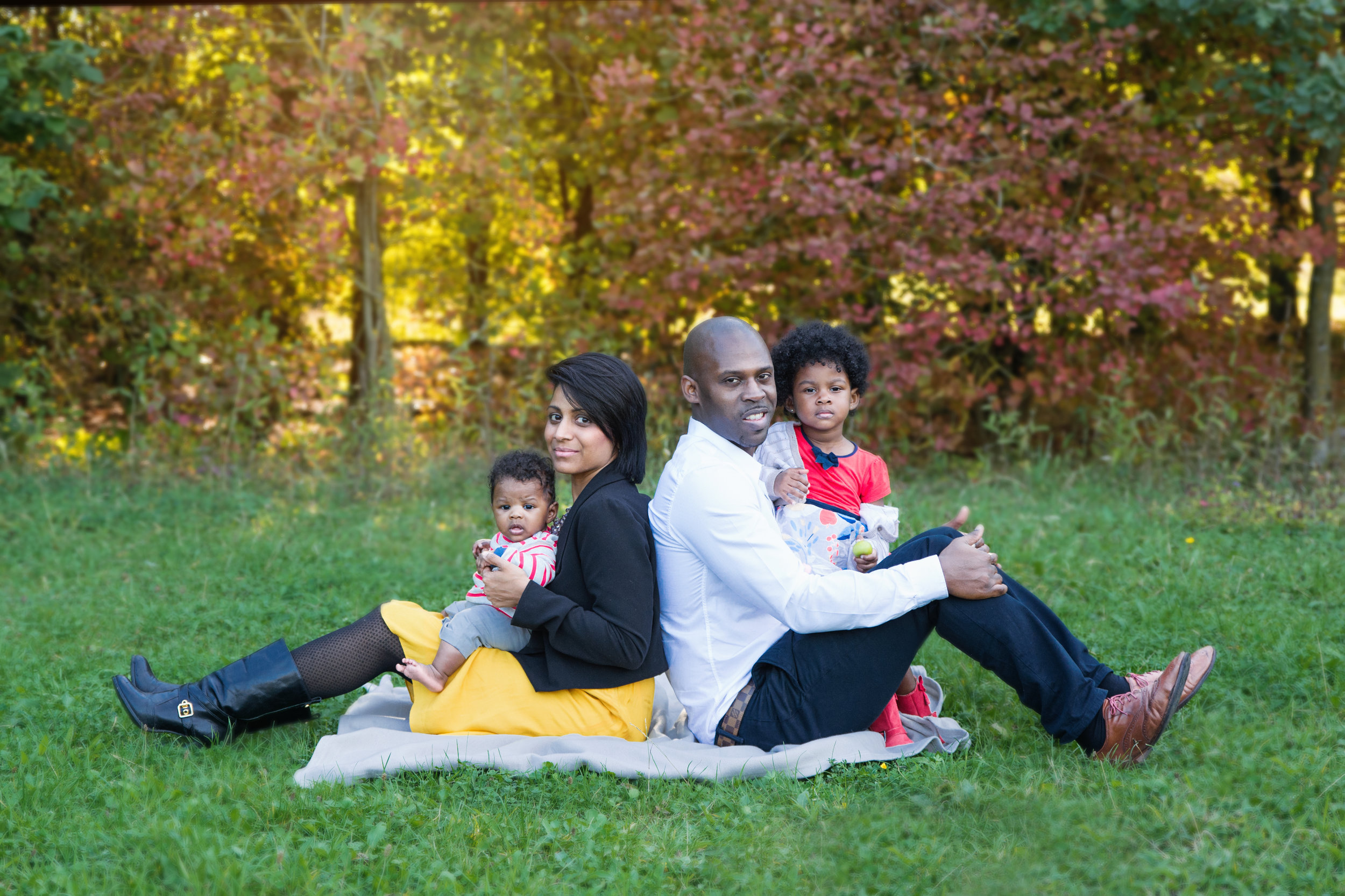 FEATURED MULTIRACIAL FAMILY: MEET THE BATAMBUZE FAMILY via Swirl Nation Blog
