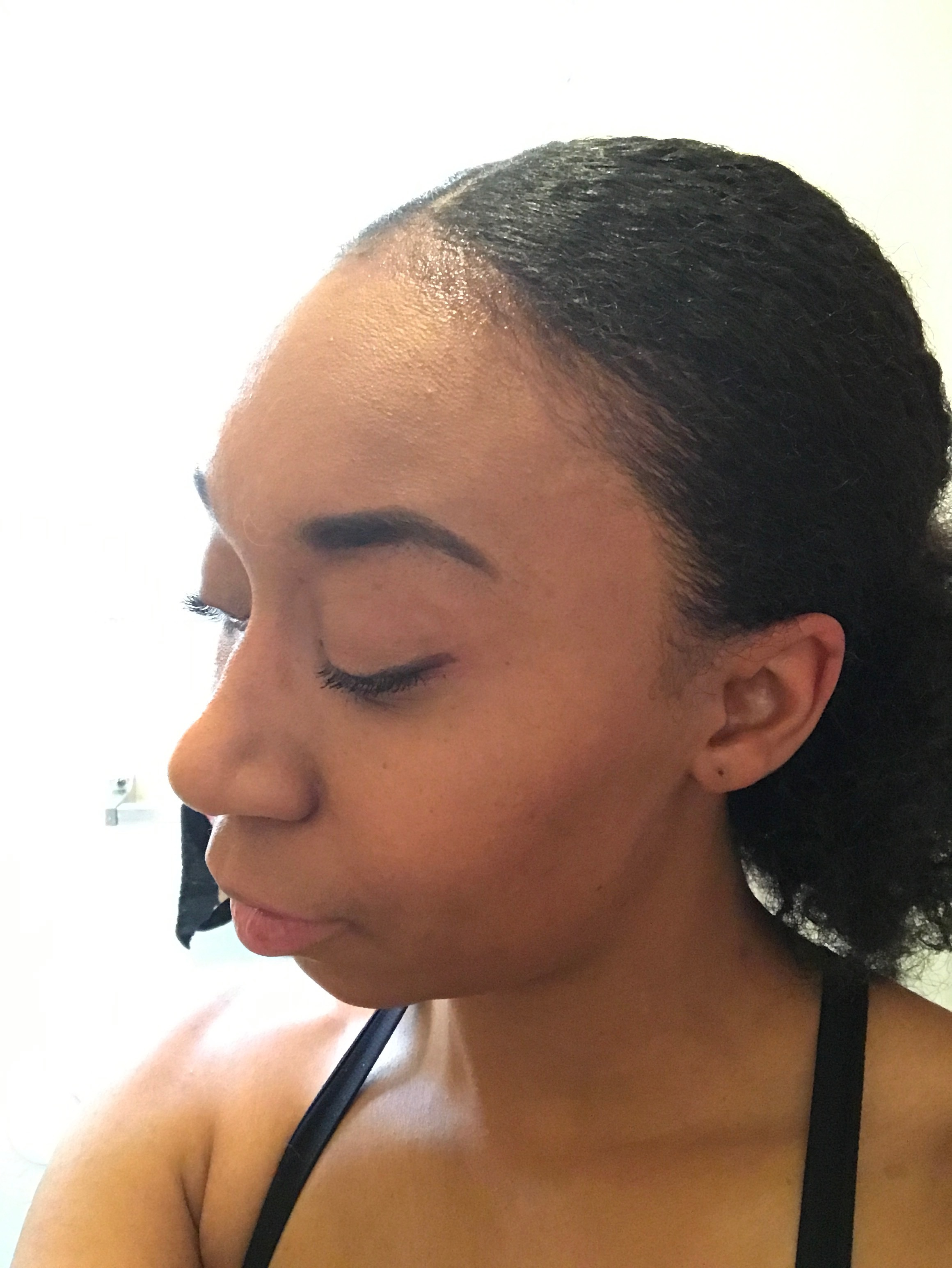 CHANEL'S MIXED CHICKS HAIR PRODUCT REVIEW via Swirl Nation Blog
