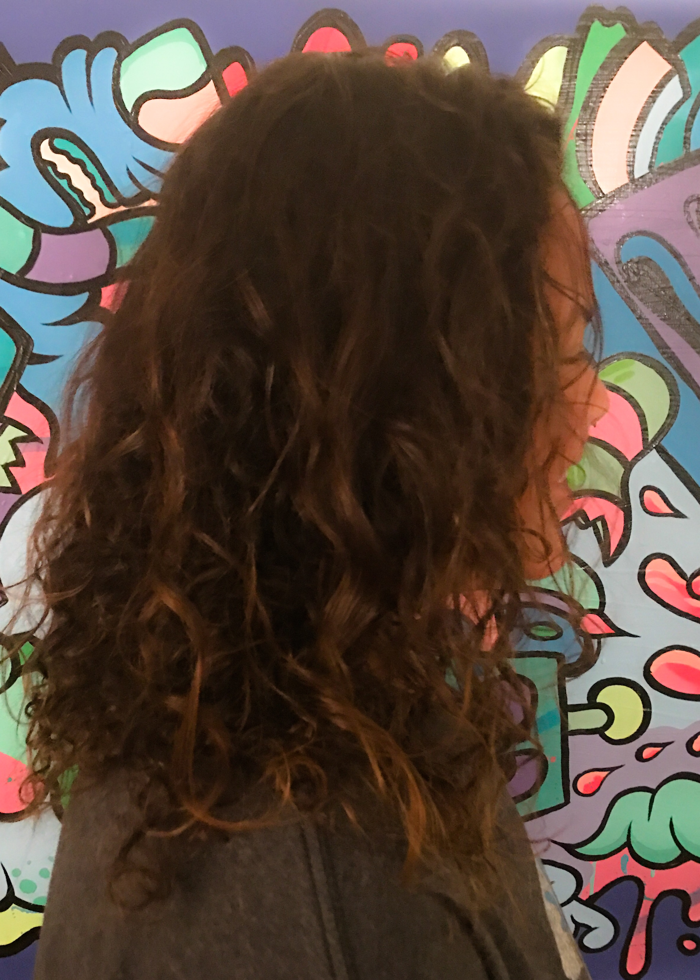 KAIA'S MIXED CHICKS HAIR PRODUCT REVIEW via Swirl Nation Blog