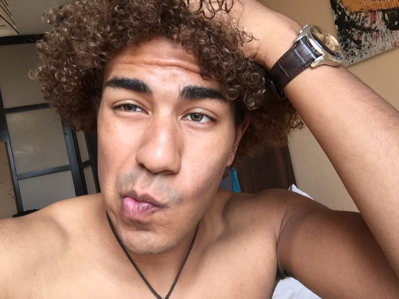 FEATURED MULTIRACIAL INDIVIDUAL: MEET ERIC MARCEL SCHIESSER via Swirl Nation Blog