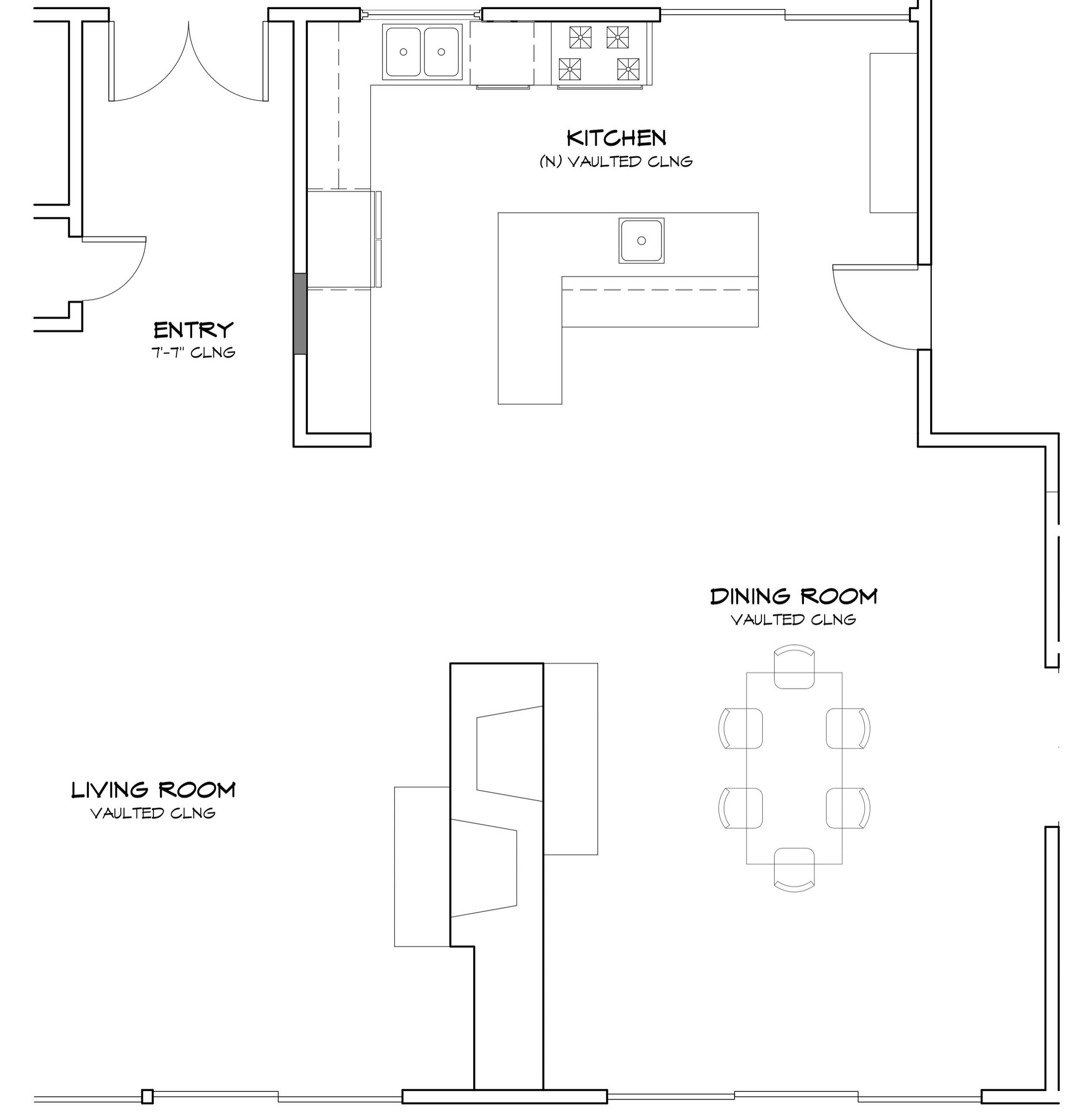 Meldrum Design Midcentury Remodel