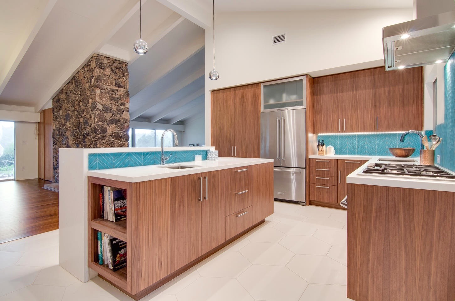 MIDCENTURY MODERN REMODEL - Creating a More Inviting Space to Entertain and Relax