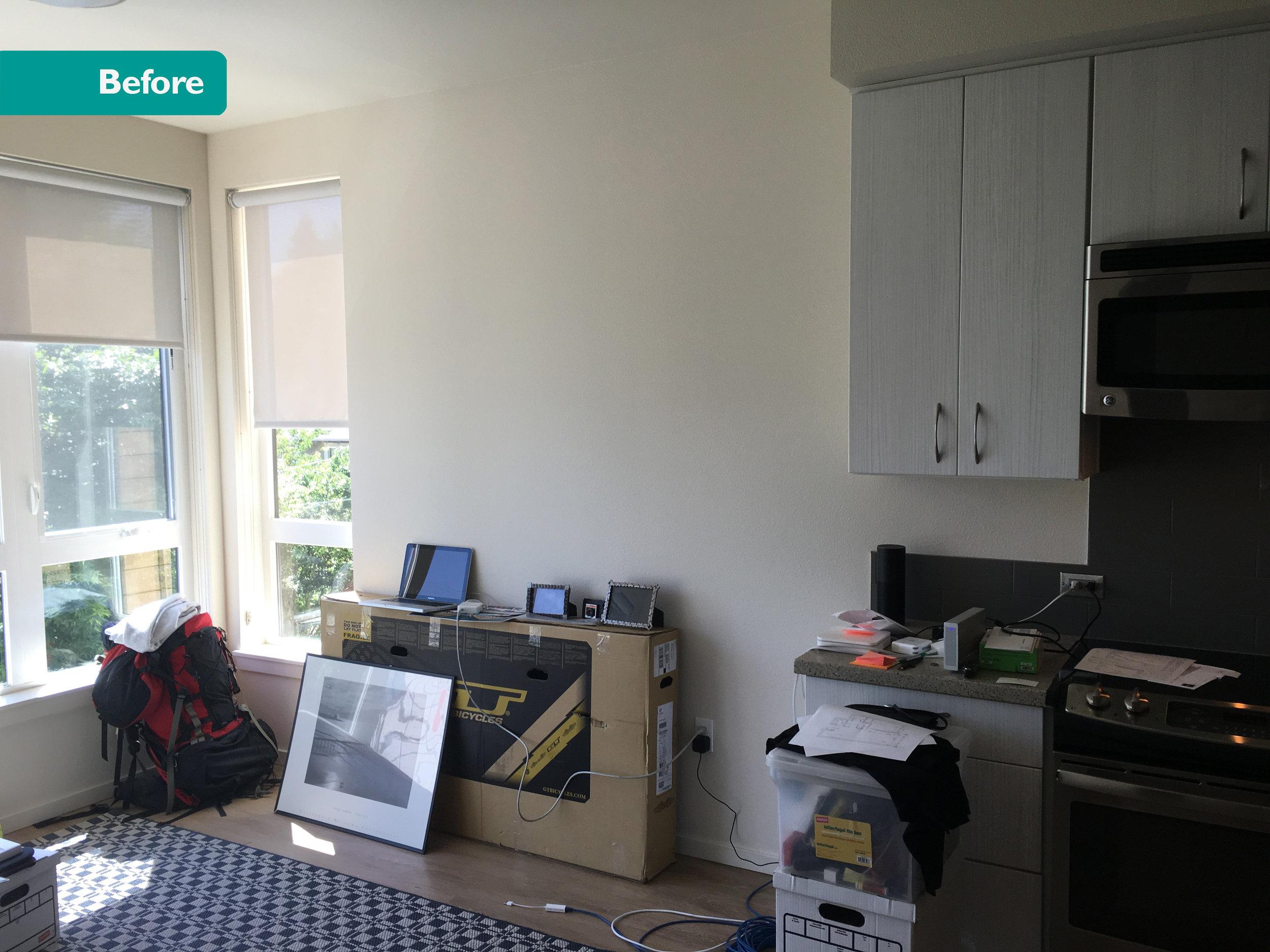Cozy & Bright Portland Apartment @MeldrumDesign