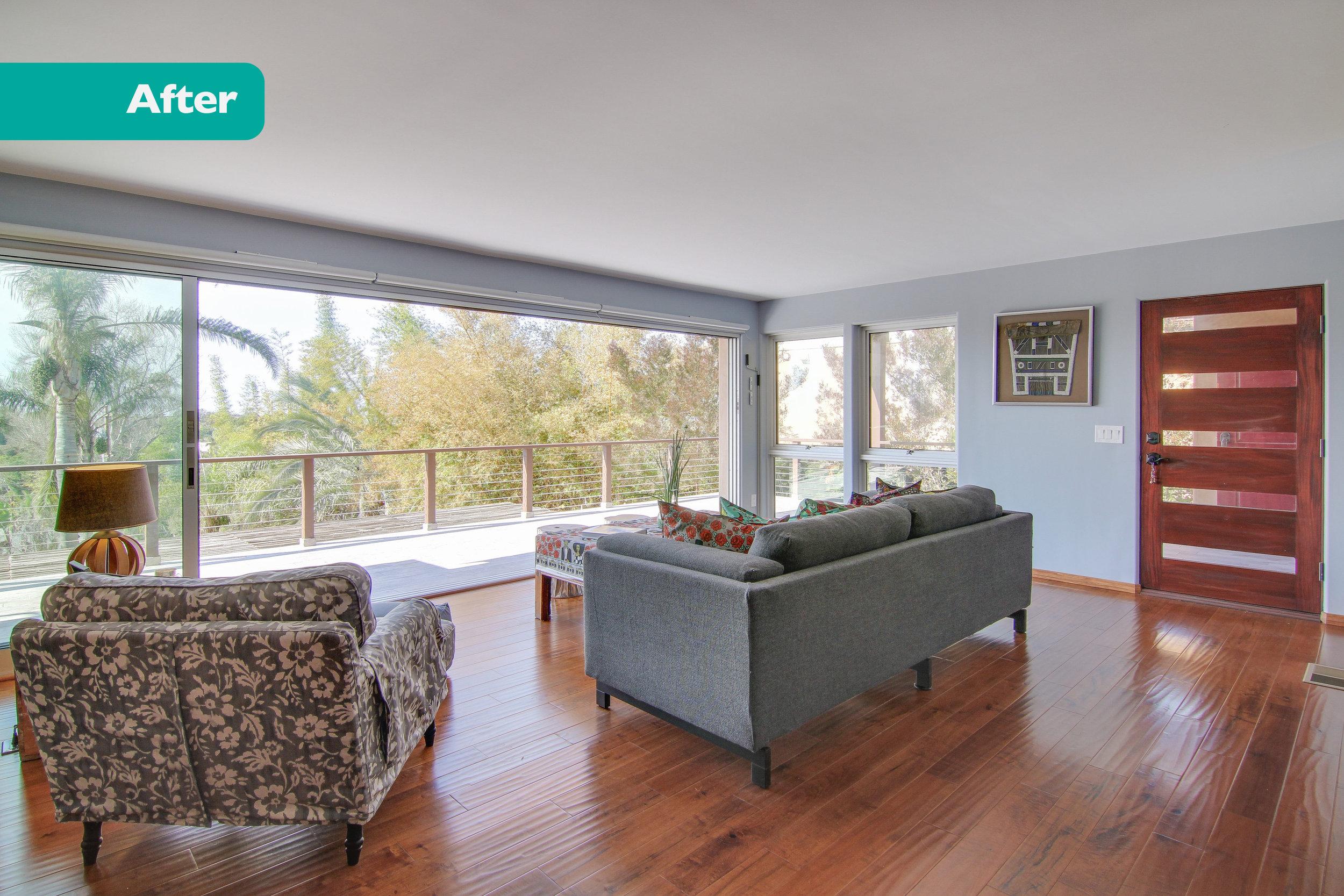 Open & Eclectic San Diego Home @MeldrumDesign
