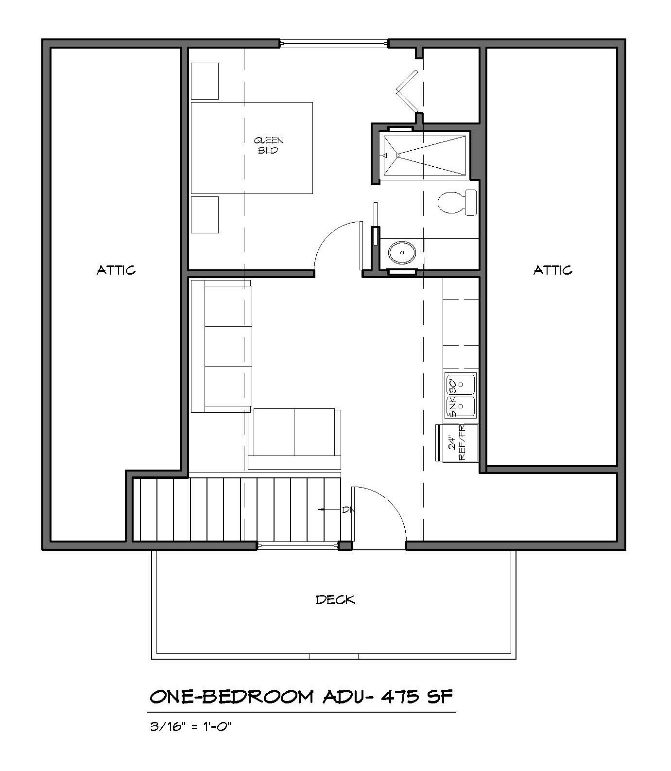 Building an ADU — Meldrum Design