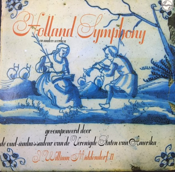 J. William Middendorf's Symphony, dedicated to Queen Juliana of the Netherlands