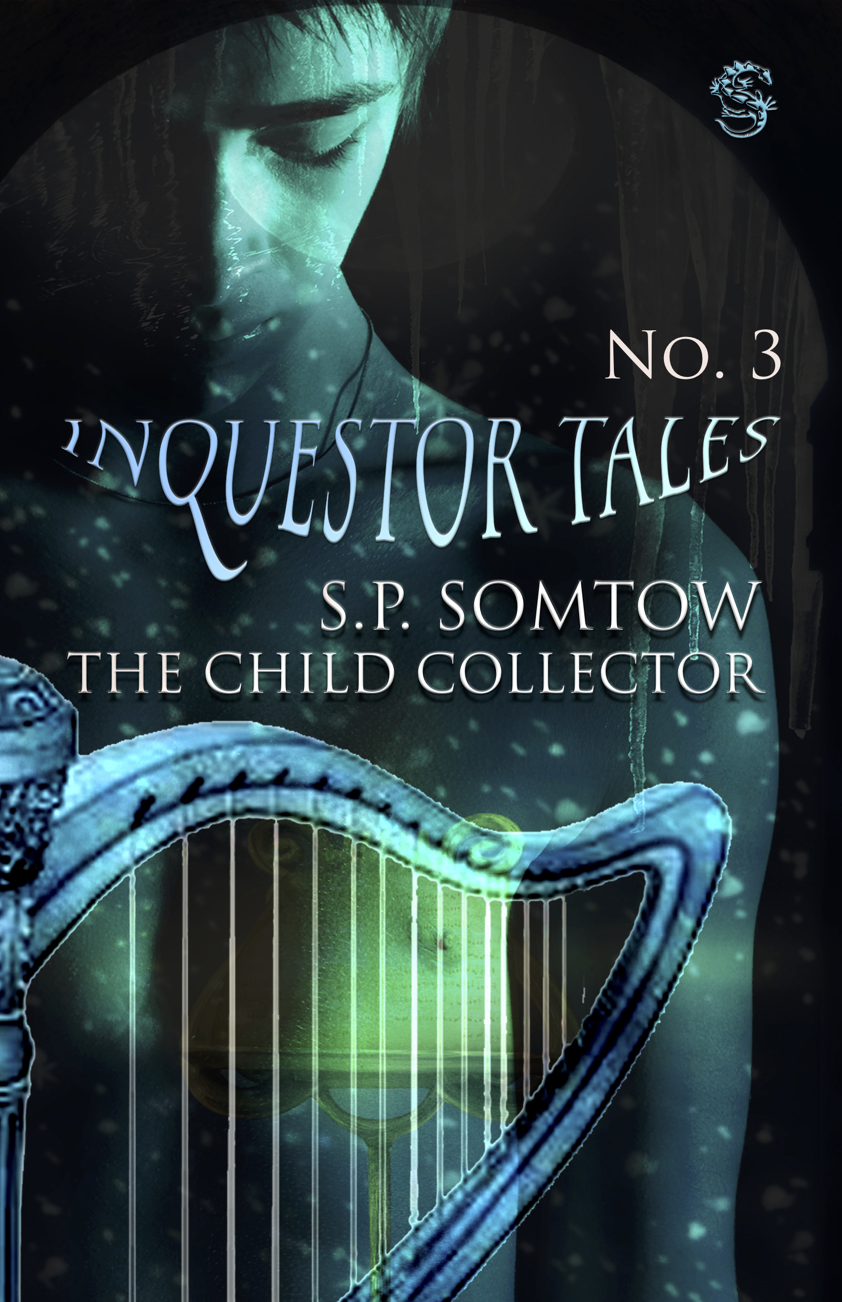 Inquestor Tales Three - will soon be available from Amazon in both paperback and Kindle versions!