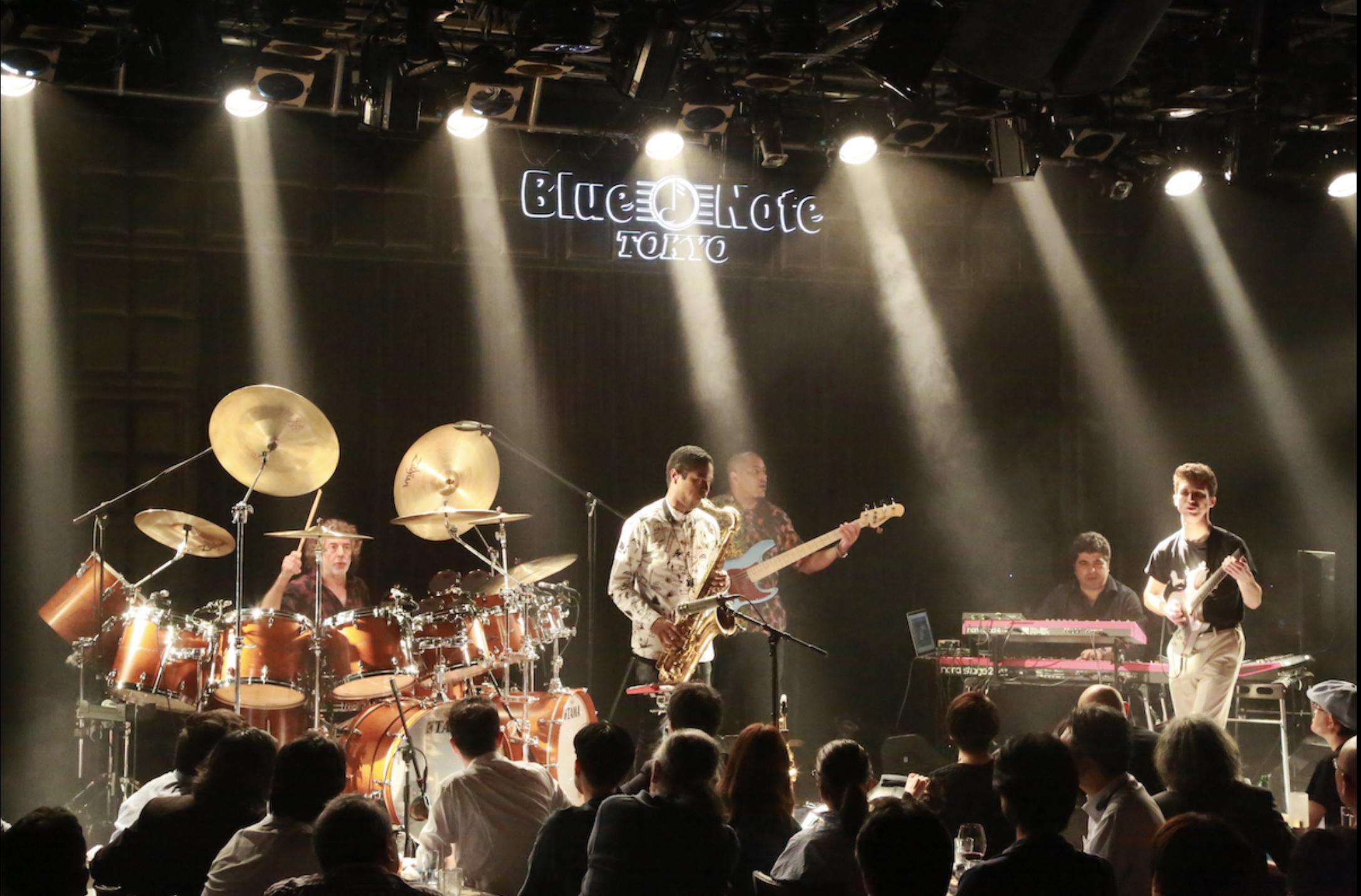 Simon Phillips' Protocol- 30th Anniversary Tour- Japan, June 2019