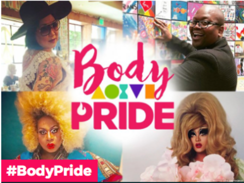 PRIDE | 7 Famous Queer People of Color Redefining Body Positivity - There are so many QPOC celebs leading the way in the body positive movement!