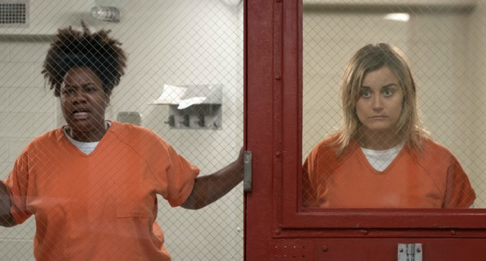 SHADOW & Act | Prison Is The New Slavery in 'OITNB' Season 6 - It was rather hard to know what cards Orange Is the New Black (OITNB) had up its sleeve with the announcement of the sixth season premiere. After letting many of its black viewers down countless times in the past, it seemed that OITNB was losing its infectious charm....