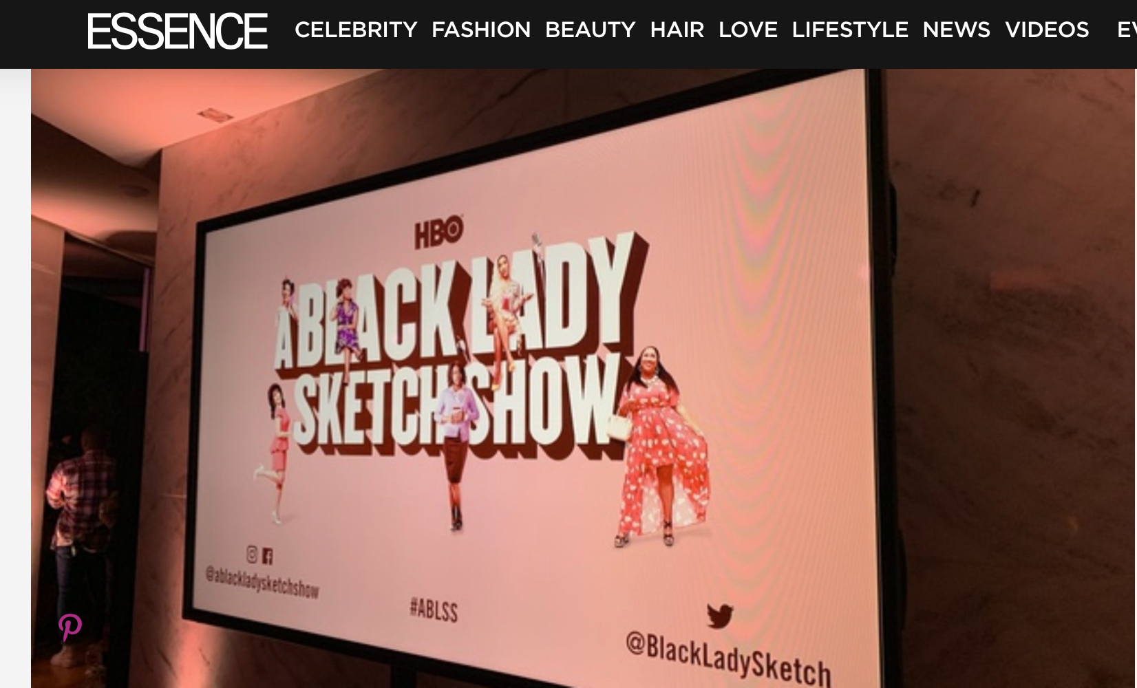 Essence | Instagram Celebrates 'A Black Lady Sketch Show'  - Since the announcement of the show, many have been excited to see some many creative Black women all share one screen. Each episode not only centers Black women's thoughts on what's happening in pop culture but makes history for being the first series to ever showcase an all-Black woman-led cast.