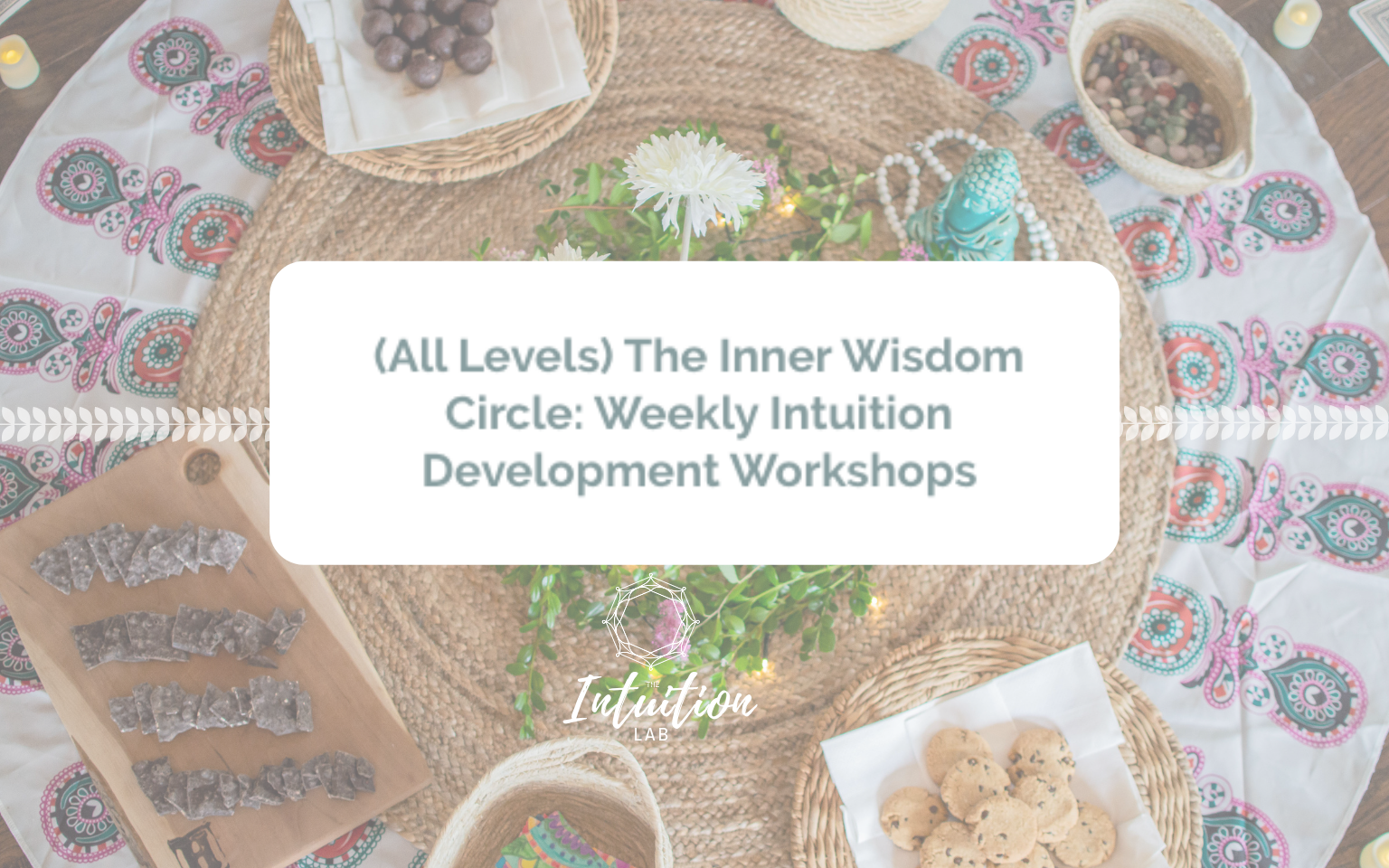 Intuition-Development-Workshops
