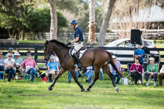 Leslie Law, 2004 Olympic Gold Medalist, has been a supporter of the Young Event Horse Program since its inception and has brought many young horses through to the top levels of Eventing. Here trainee judges and breeders improve their education at the YEH Symposium In Ocala, Florida.