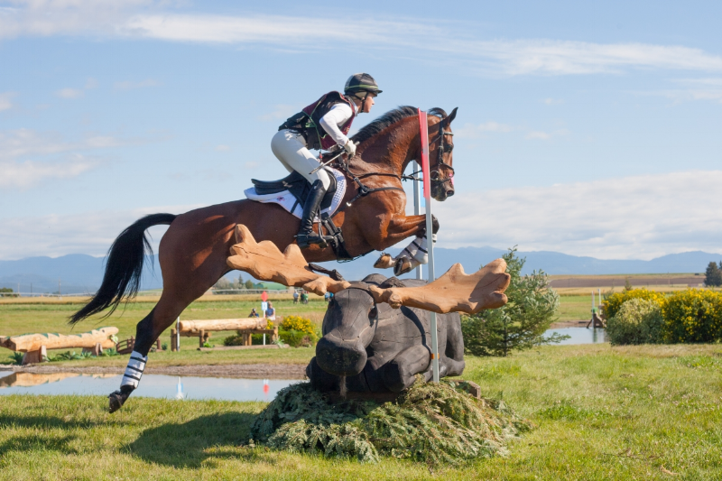 Mackenna Shea was the Recipient of the 2016 Rebecca Broussard National Developing Rider Grant