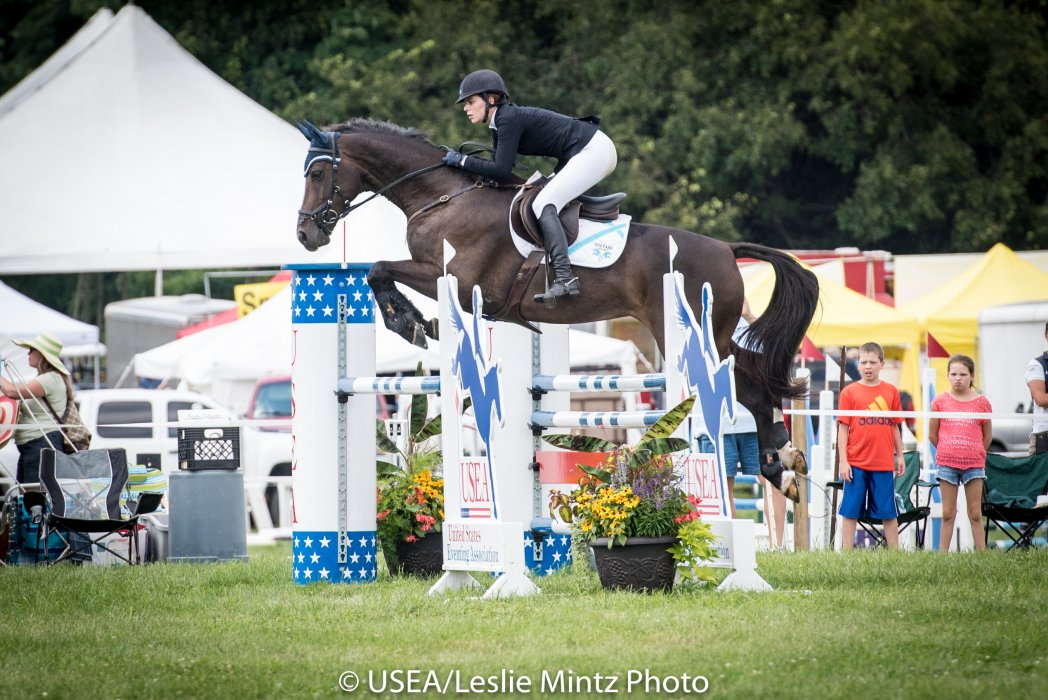 Hallie Coon, 2016 Recipient of the Essex Horse Trials Grant