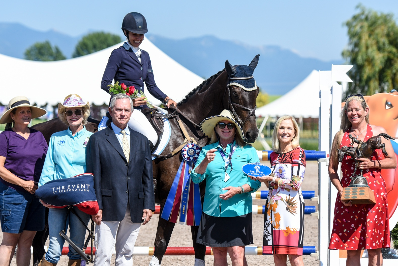 Chatwin and Frankie won the CCI4* at The Event at Rebecca Farm in 2018.  Leslie Mintz, USEA Photo