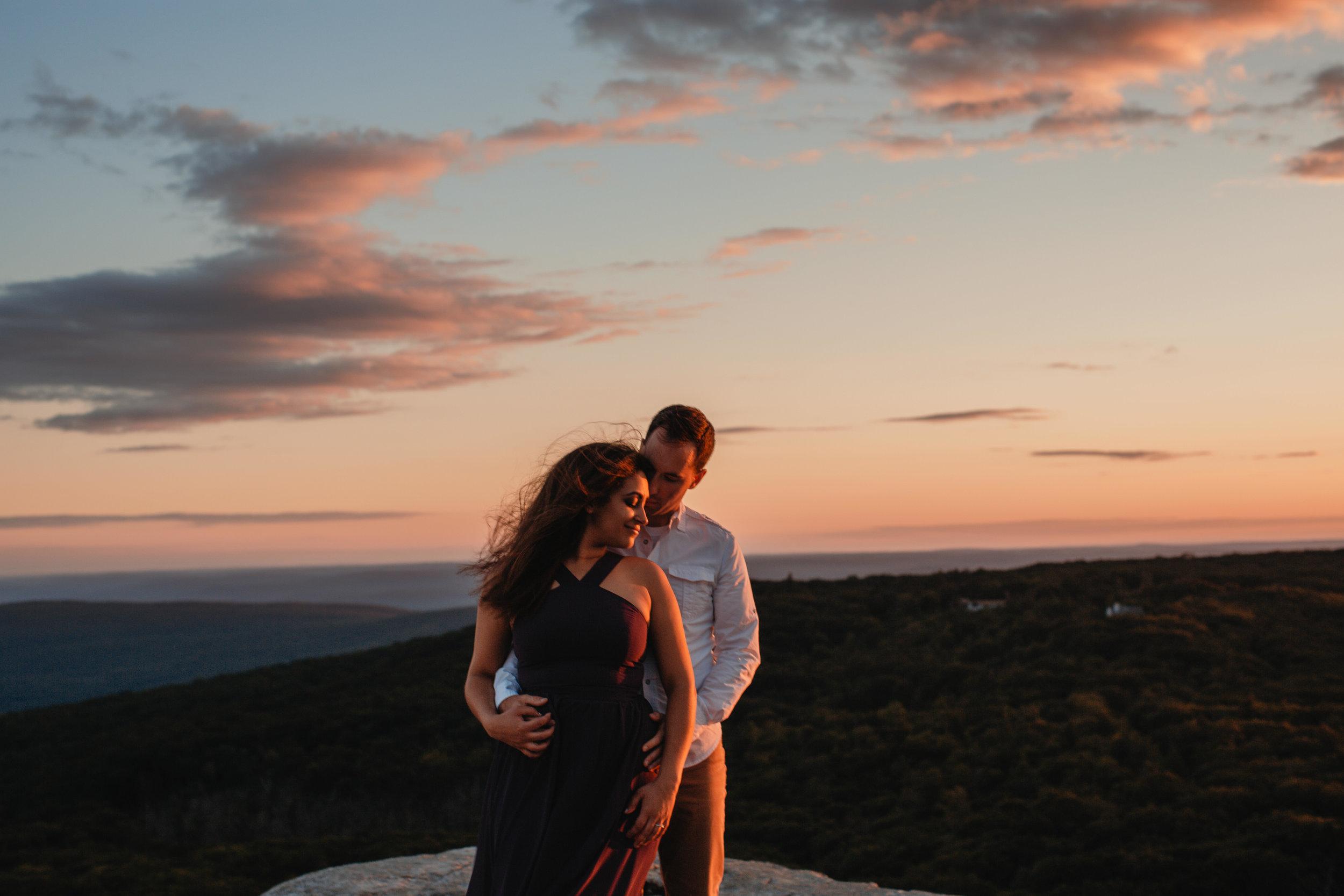 BranchandBreton Photography Minnewaska State Park New York Sunset