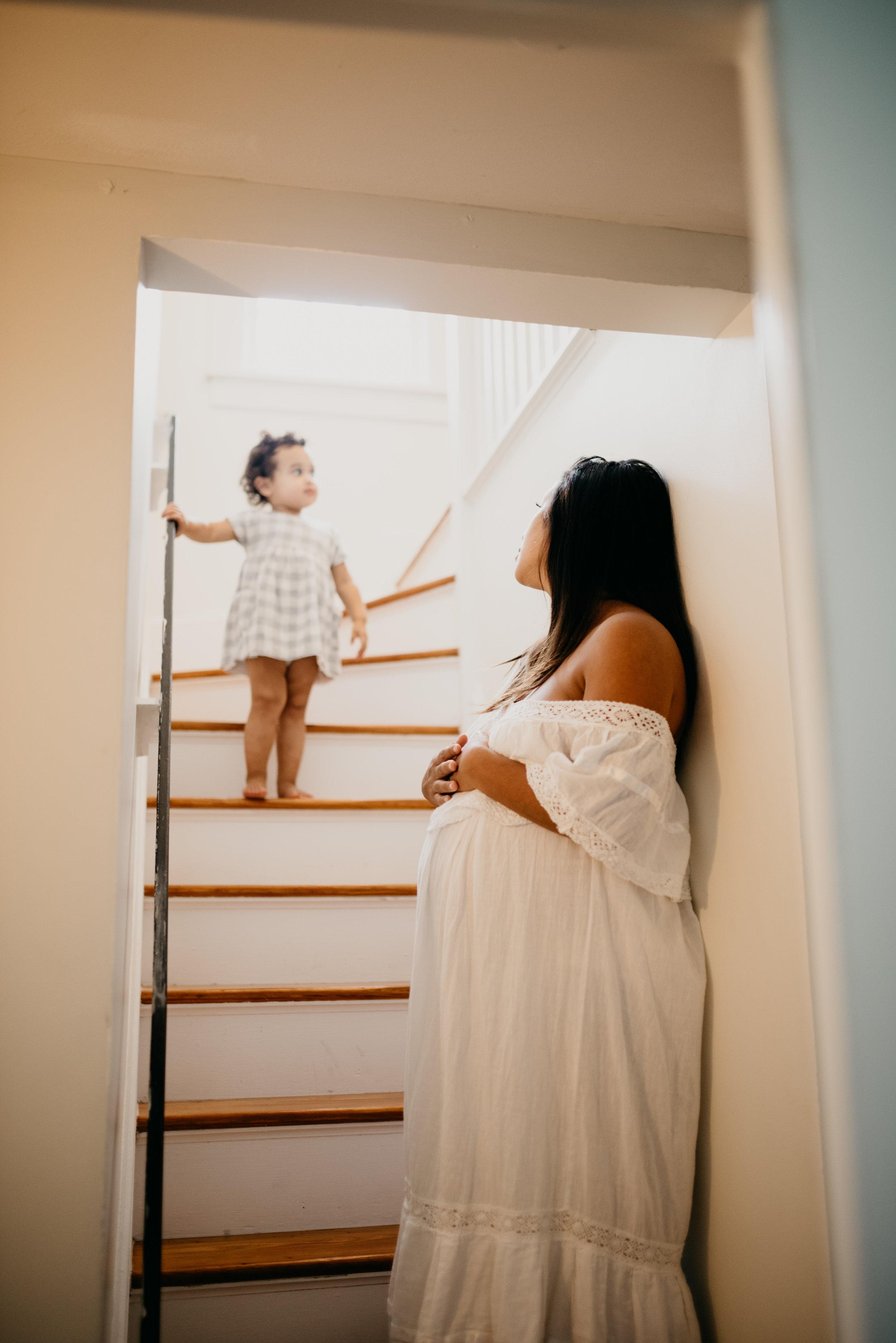 Ehrman-Massachusetts-In Home Lifestyle Maternity Session-Documentary Family Photographer-336.jpg