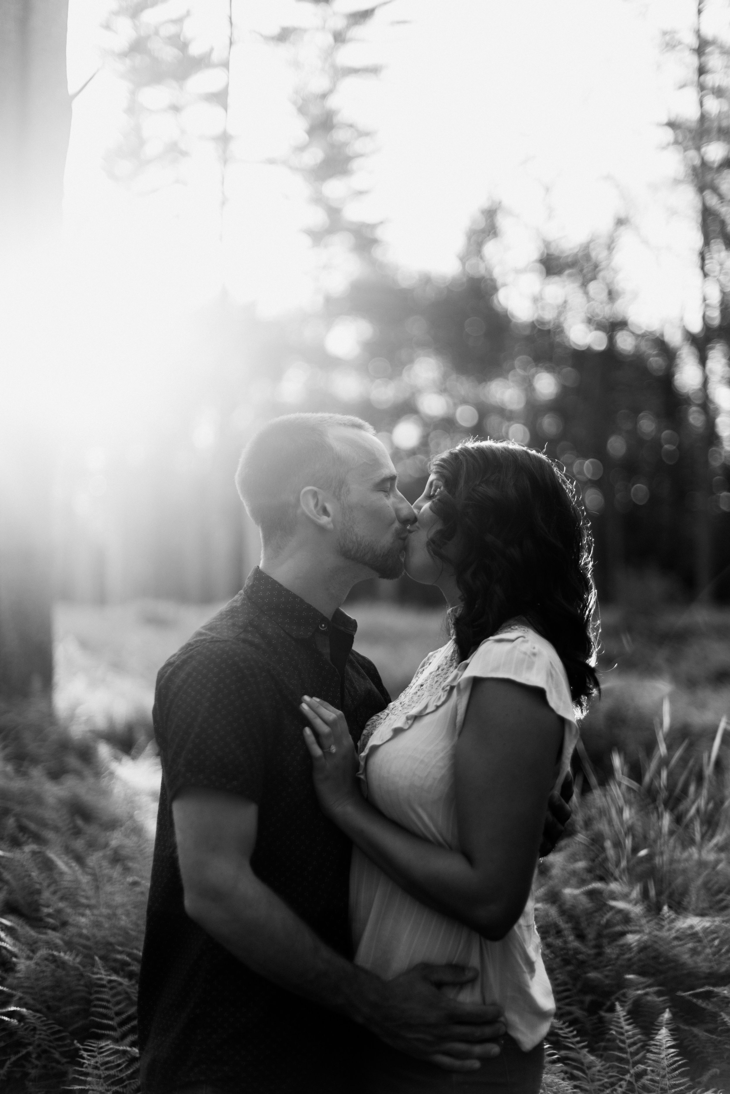 Amanda & Sean-Massachusetts-Forest Waterfront Engagement Session-Woodsy Outdoor Couples Session-Photographer-48.jpg