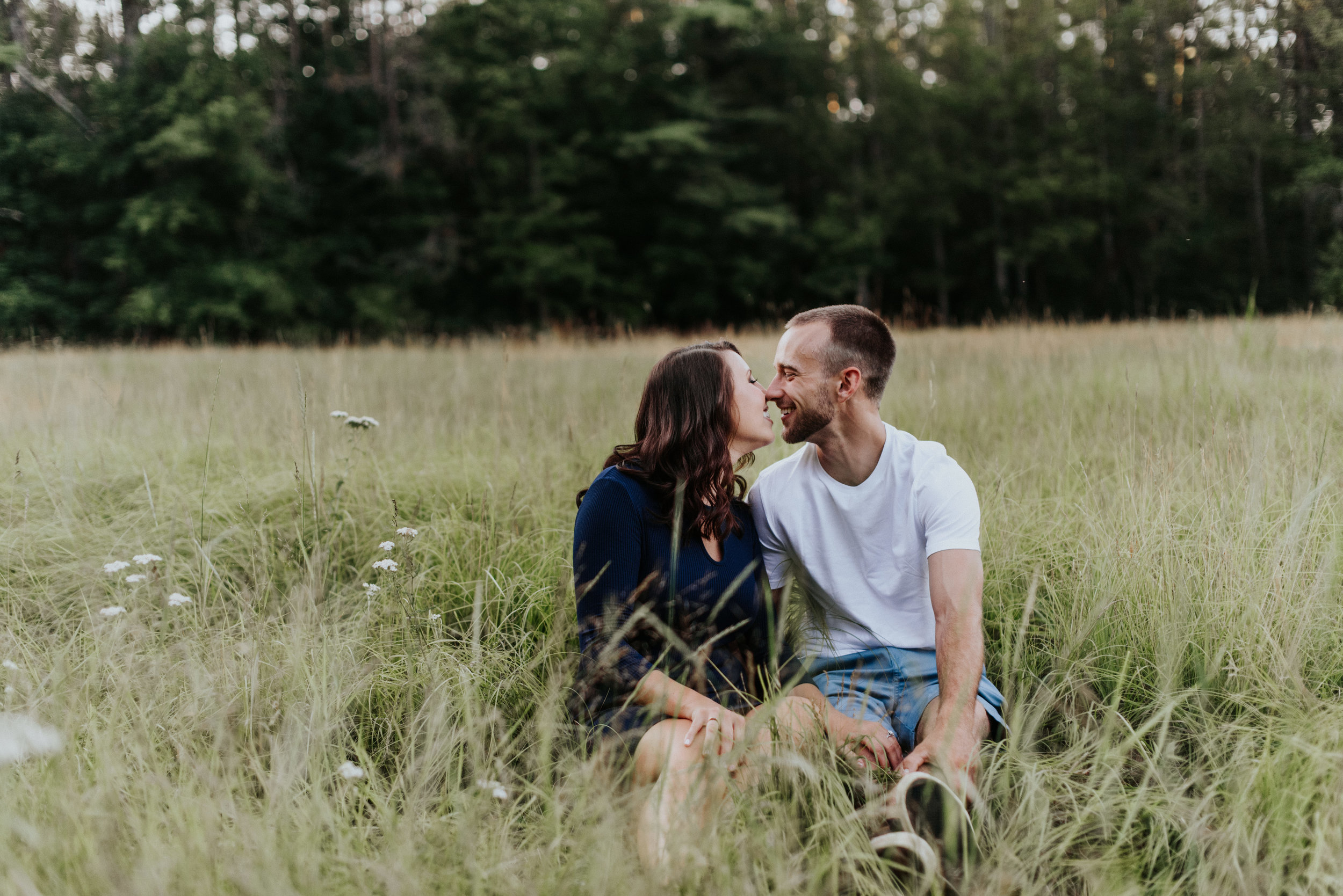 Amanda & Sean-Massachusetts-Forest Waterfront Engagement Session-Woodsy Outdoor Couples Session-Photographer-188.jpg