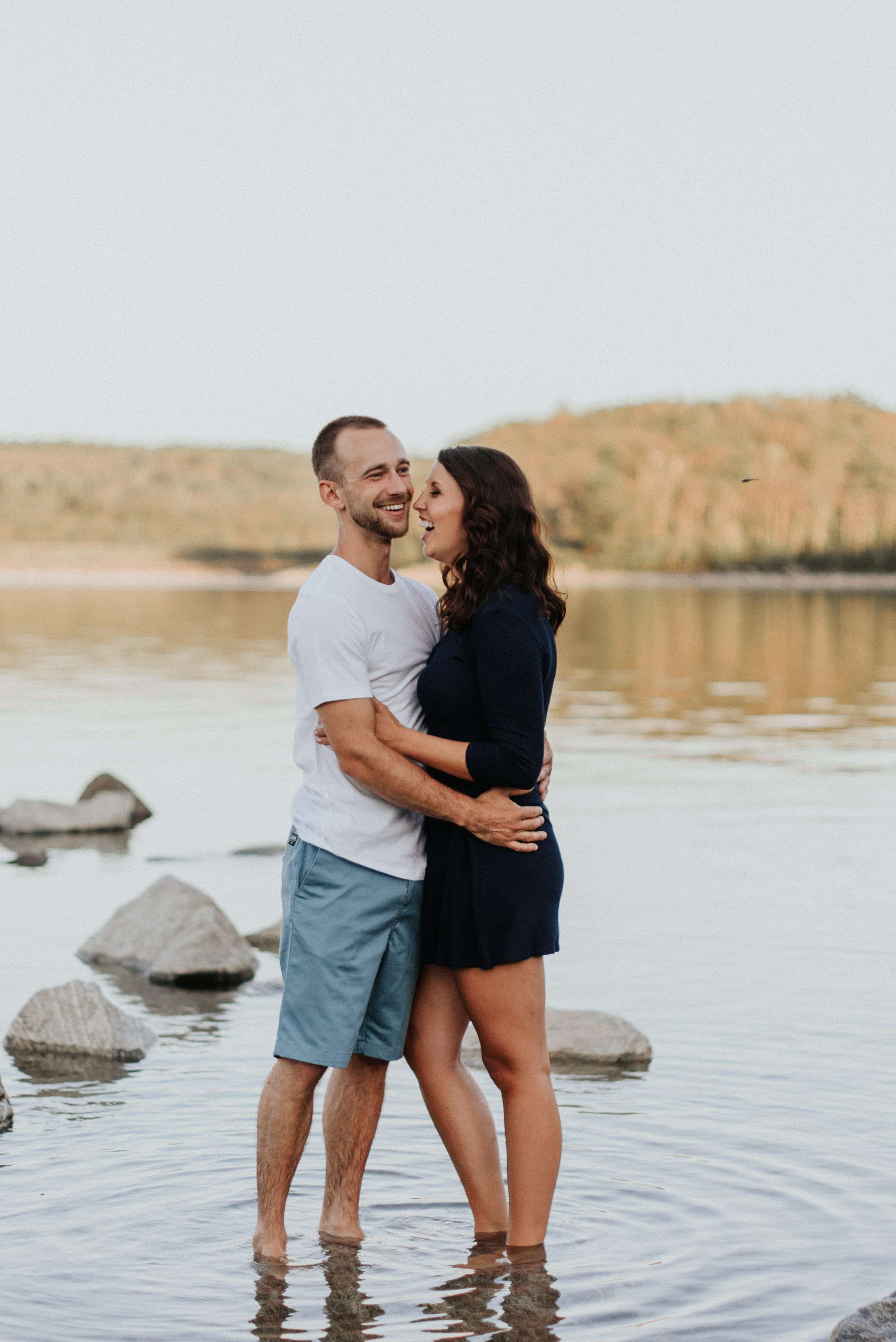 Amanda & Sean-Massachusetts-Forest Waterfront Engagement Session-Woodsy Outdoor Couples Session-Photographer-267.jpg