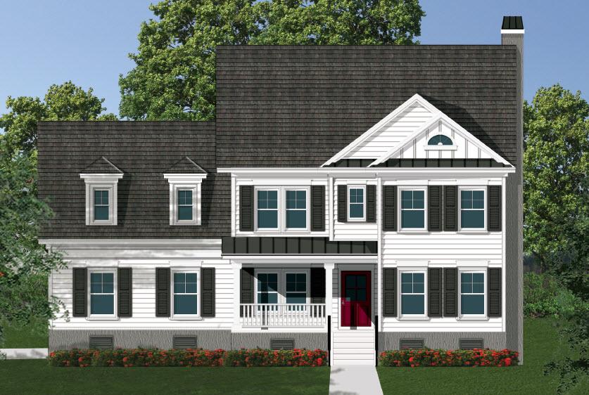 Plan Name or #: The Port Royal  Bed: 4  Baths: 3.5  Sq.Ft.: 3,021  Garage: 2 Car Garage