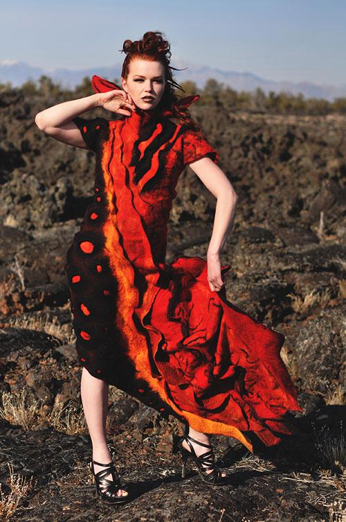 Elizabeth-Fire-Queen-Felting-Dress-Craters-of-the-Moon-Idaho-2014-9.jpg