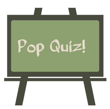 Click to start your quiz