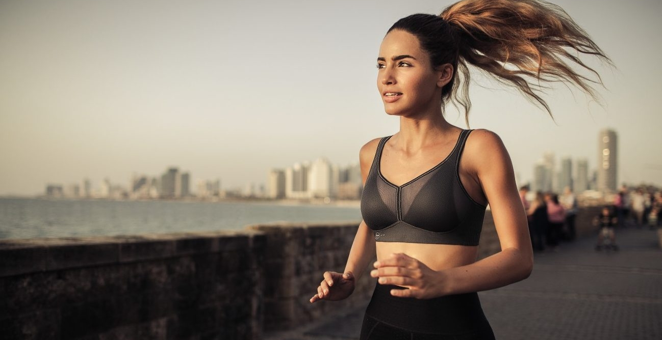 Crush your goals, not your boobs. - Extreme to Light Support Sport Bras