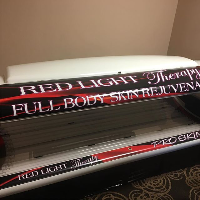 Well...we wrapped a tanning bed today.  That's a first for us.  Hopefully not the last.  #wrap #vinyl #tanningbed #toasturbunz