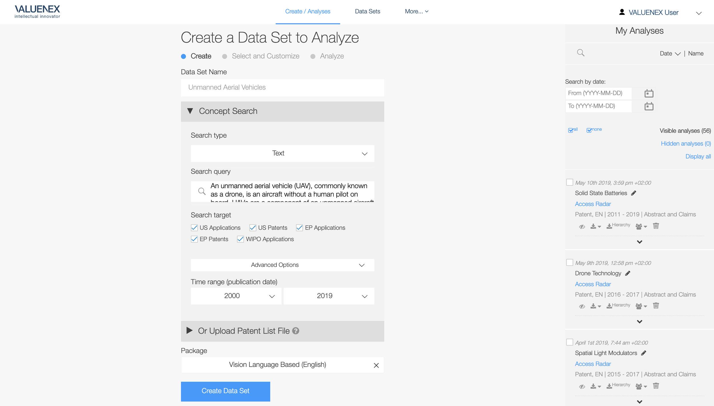 Patent - Create a Data Set.jpg