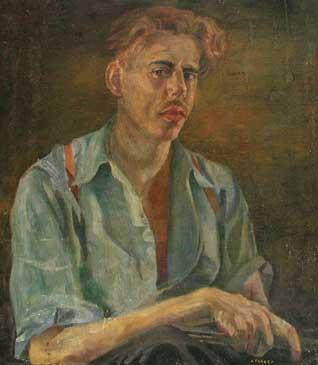 Portrait of Harley parker