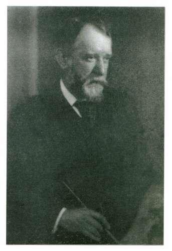 Portrait of Arthur Burchett, artist unknown, ca 1890